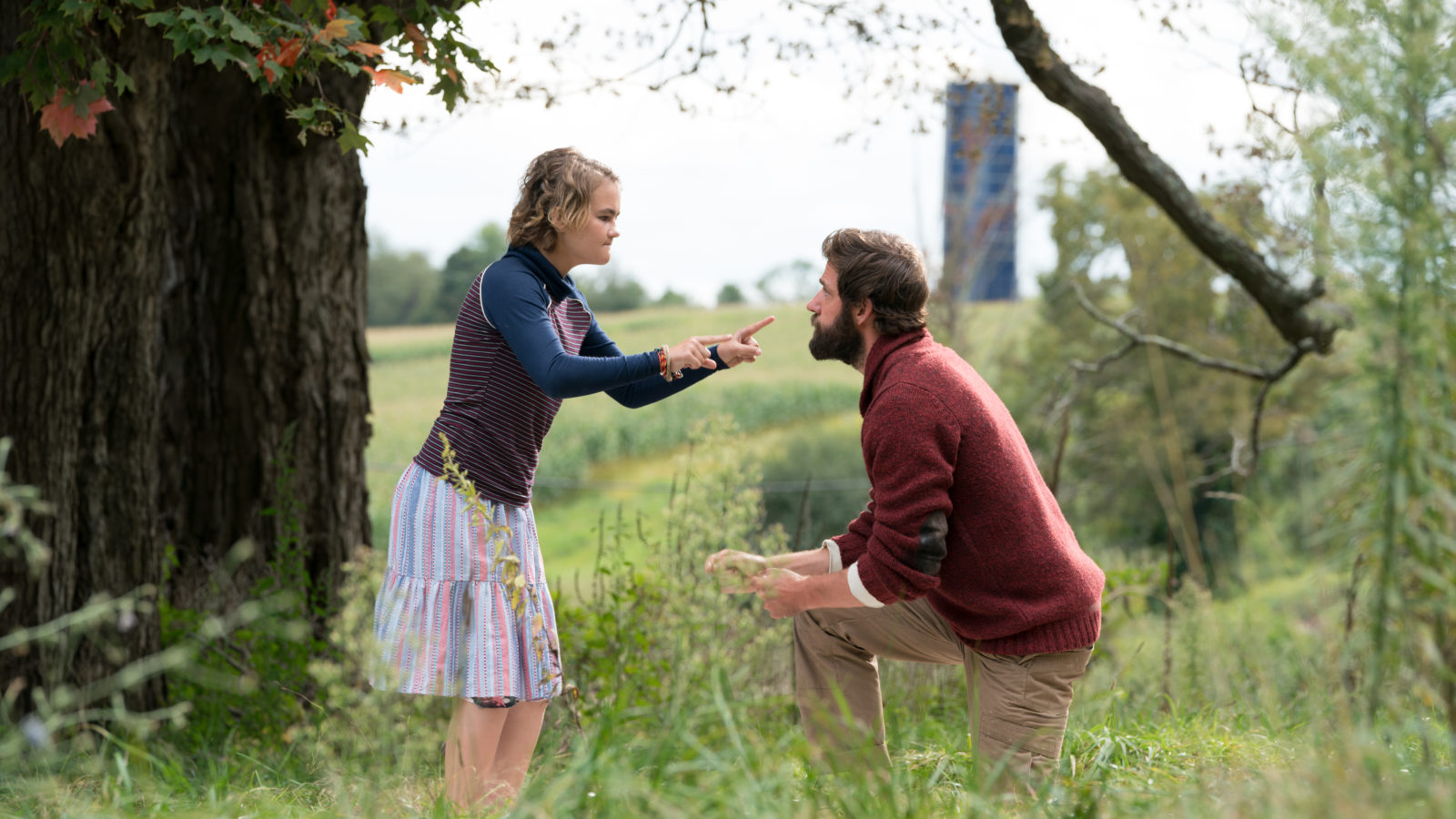a quiet place movie wallpaper pictures 5