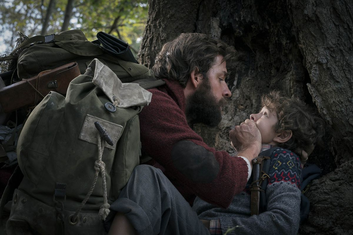 a quiet place wallpaper 2