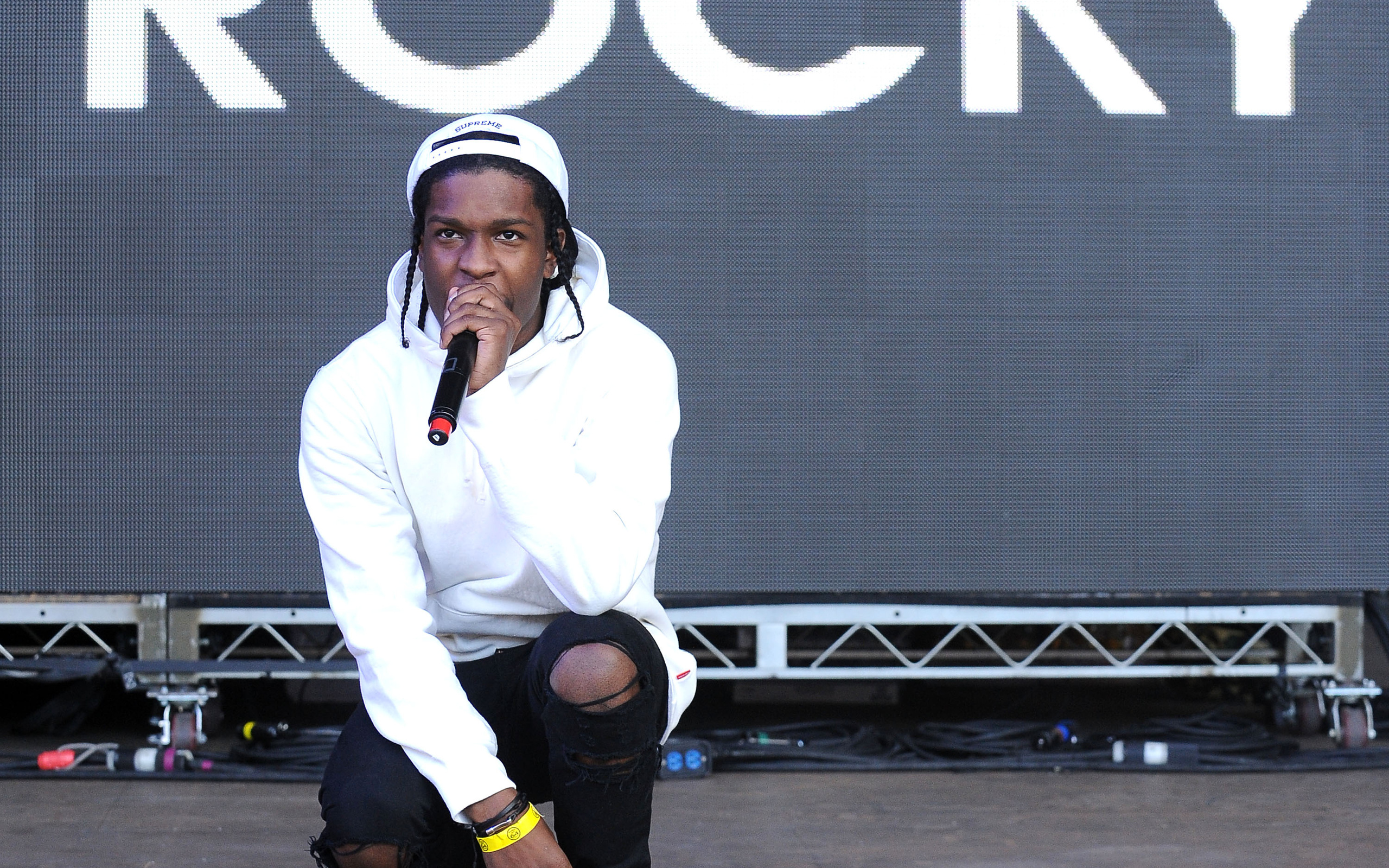 asap rocky 4k widescreen desktop wallpaper 663