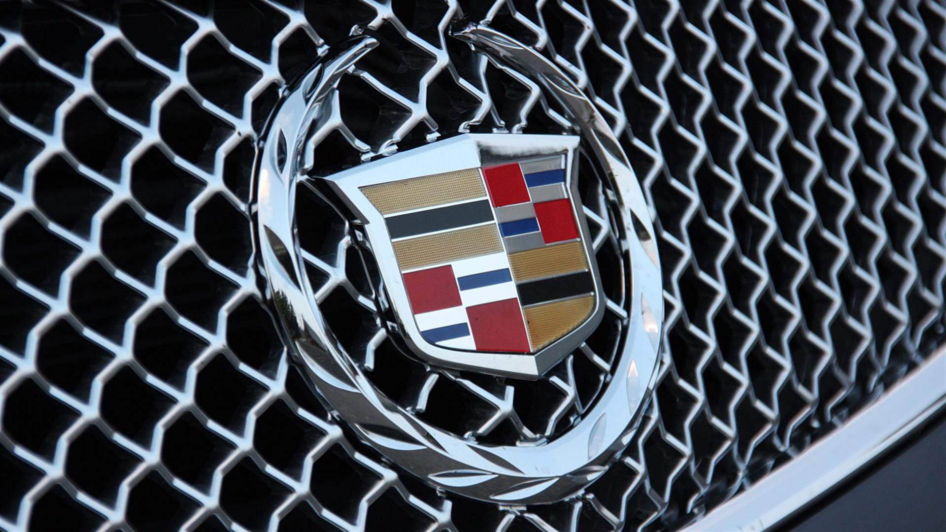 cadillac logo desktop wallpaper 933