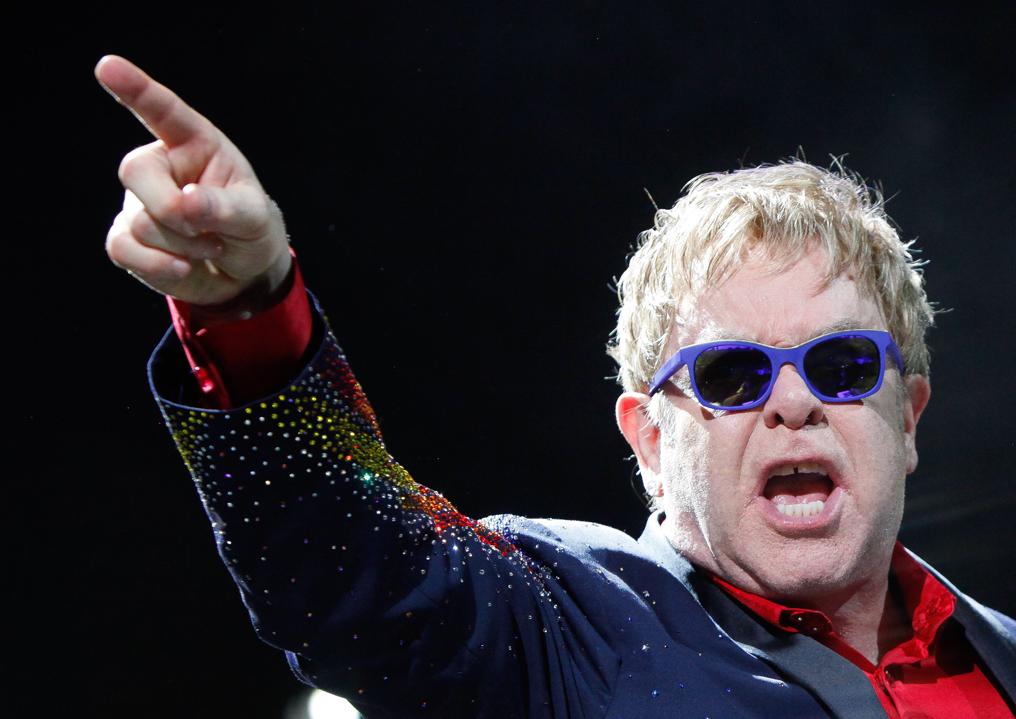 elton john widescreen computer background 699