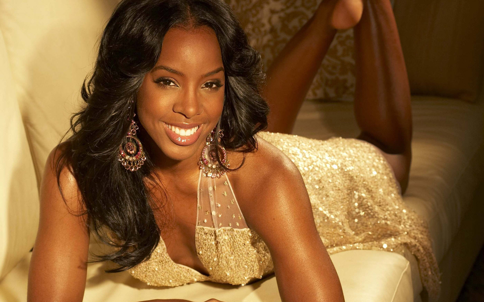 kelly rowland widescreen desktop wallpaper 1526