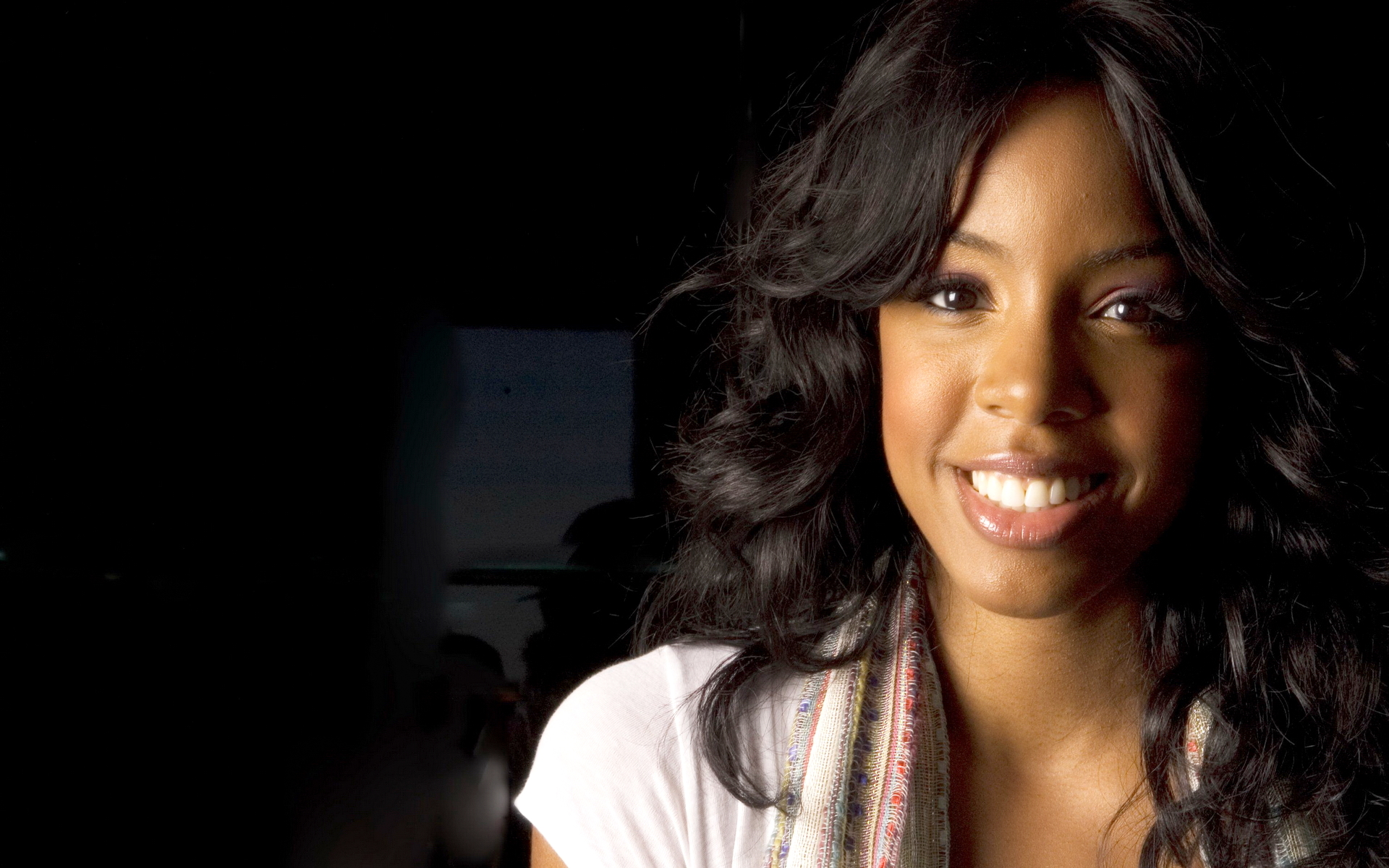kelly rowland widescreen desktop wallpaper 1527