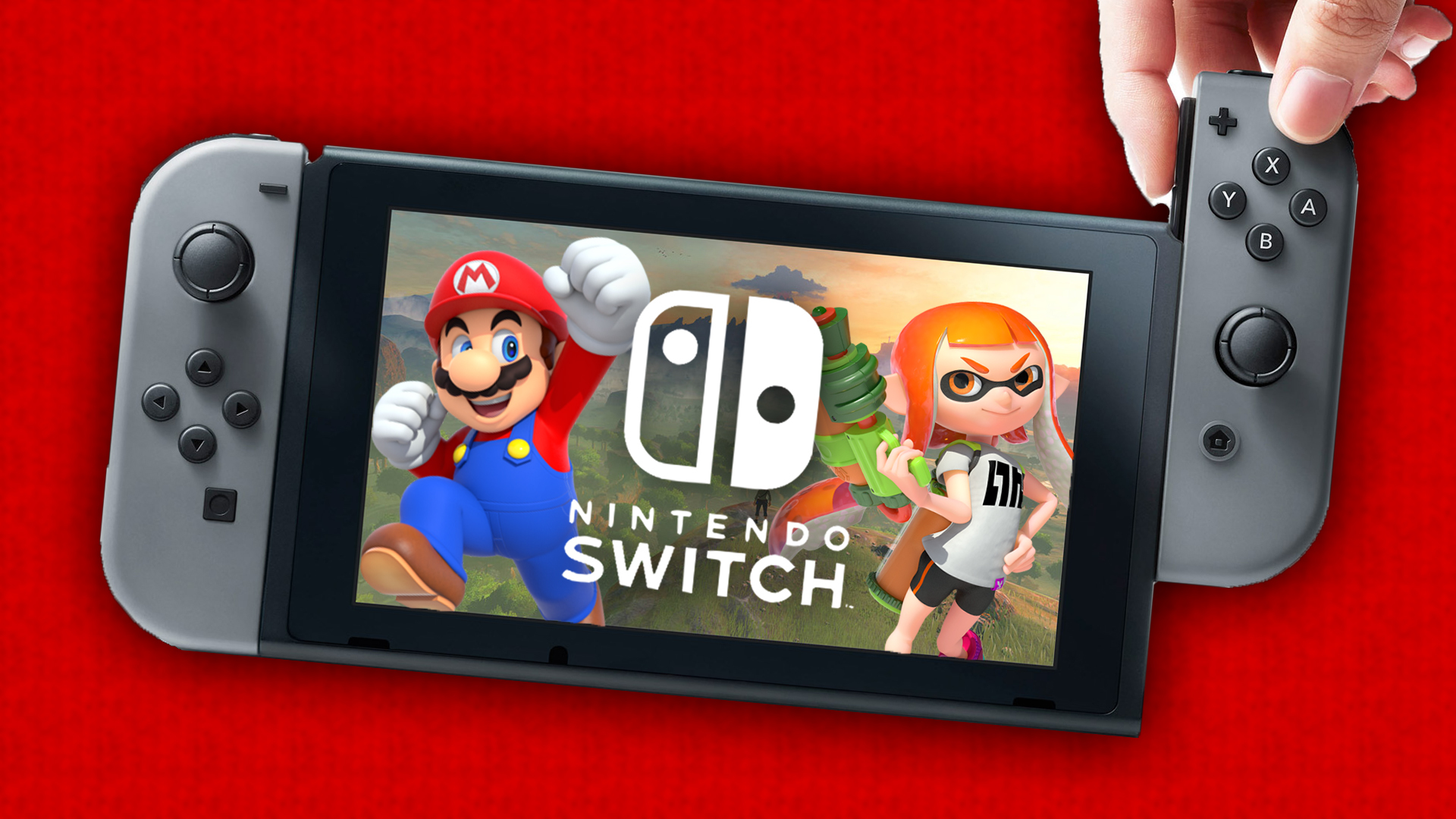 nintendo switch desktop background 914