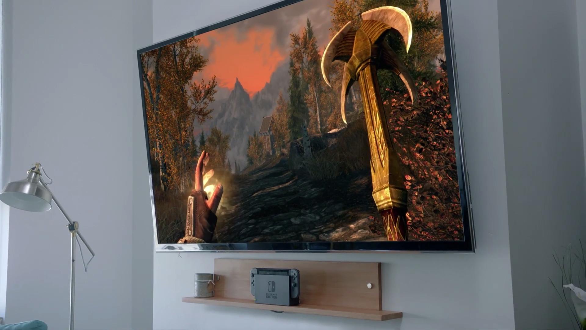 nintendo switch widescreen desktop wallpaper 907