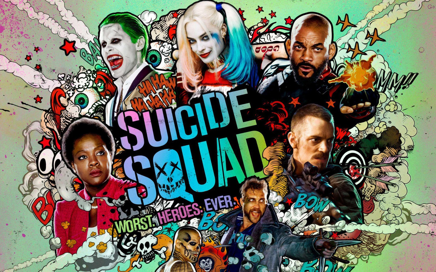 suicide squad desktop wallpaper 1150