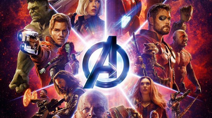 Avengers Infinity War 4K Widescreen Computer Background 919