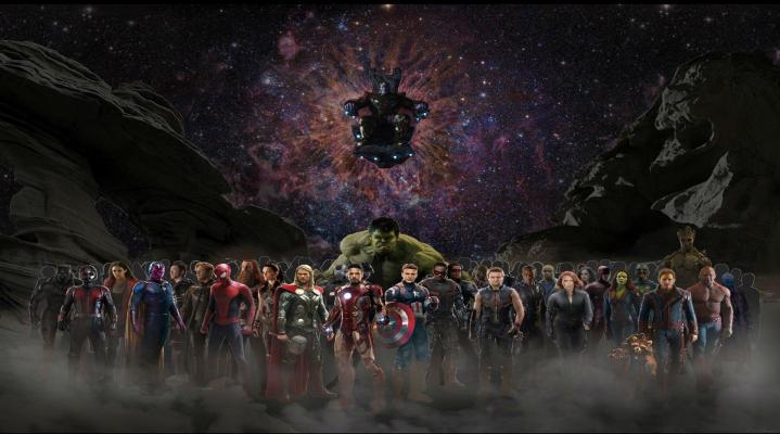 Avengers Infinity Widescreen Desktop Wallpaper 923