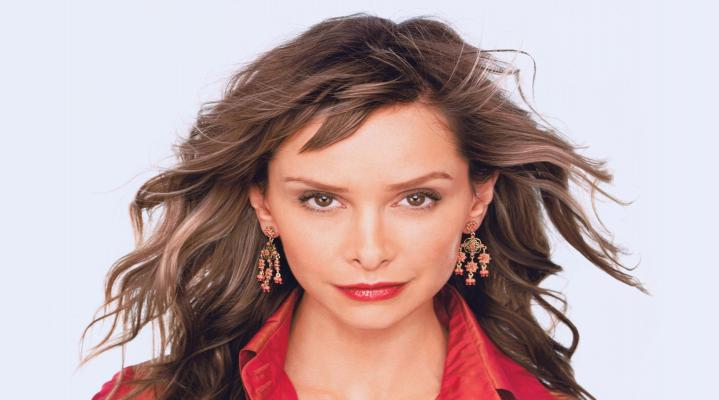 Calista Flockhart Widescreen Desktop Wallpaper 1511