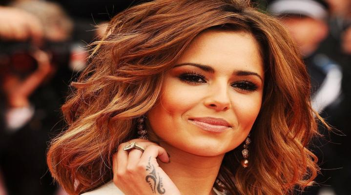 Cheryl Cole Widescreen Desktop Background 972