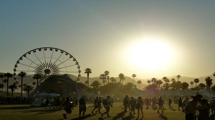 Coachella Widescreen Wallpaper 370