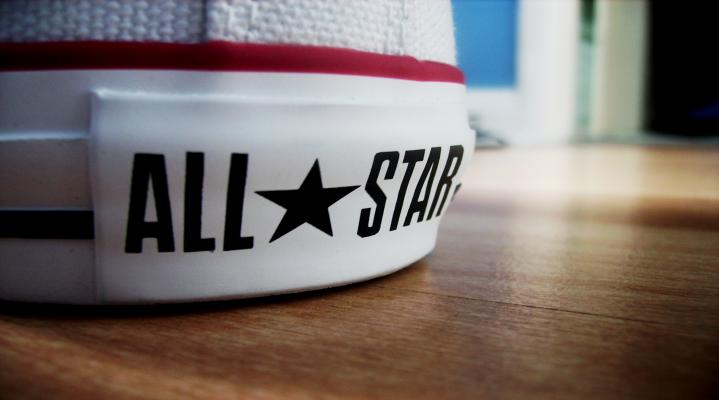 Converse Widescreen Wallpaper 990