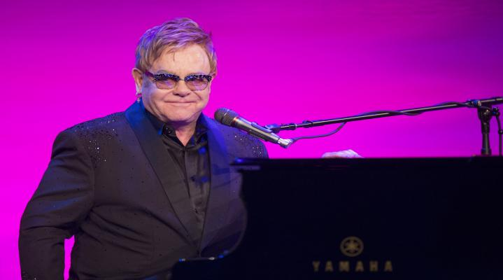 Elton John 4K Widescreen Computer Background 698