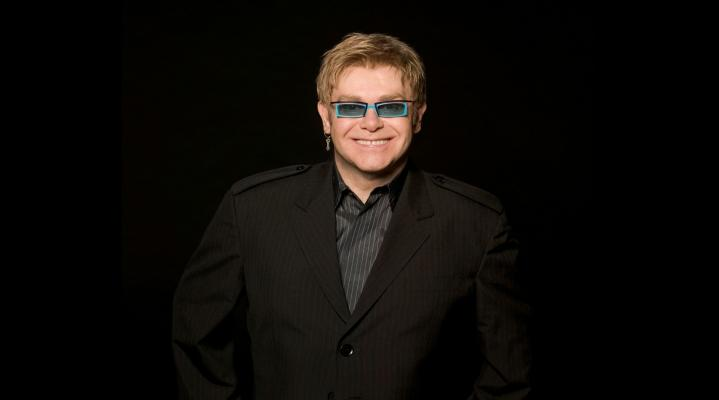 Elton John 4K Widescreen Computer Wallpaper 706