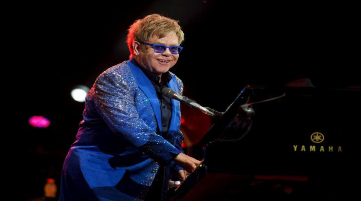 Elton John Desktop Background 704