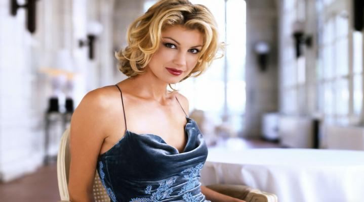 Faith Hill 4K Widescreen Computer Background 1209