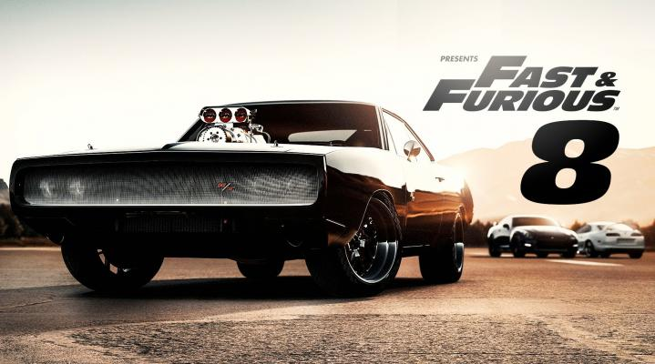 Fast and Furious 8 Computer Background 1519