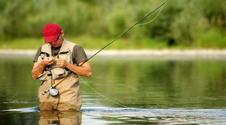 Fly Fishing Desktop Wallpaper 693