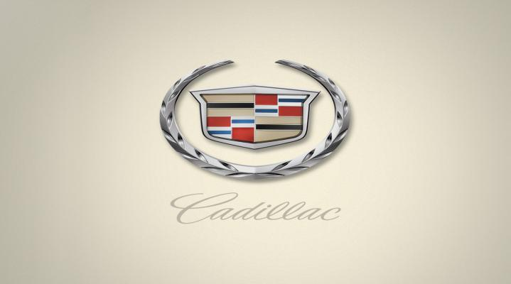Gold Cadillac Logo Desktop Wallpaper 928