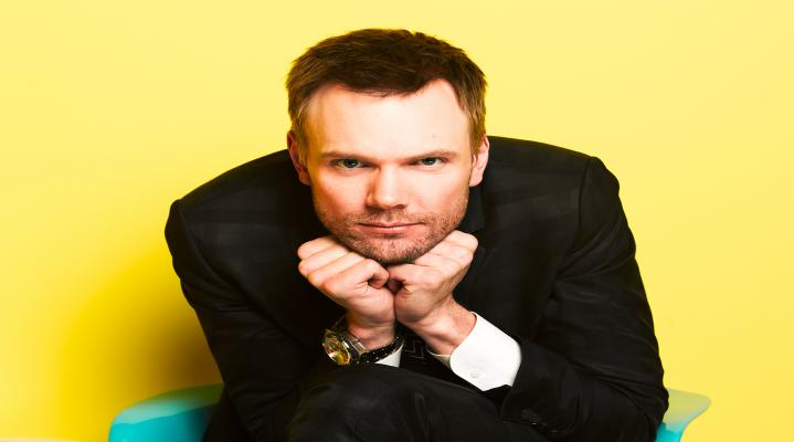 Joel McHale The Soup Computer Background 1521