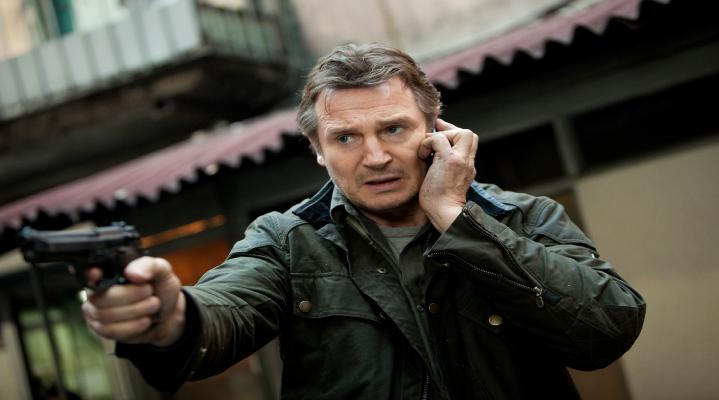 Liam Neeson Taken 2 Widescreen Wallpaper 684