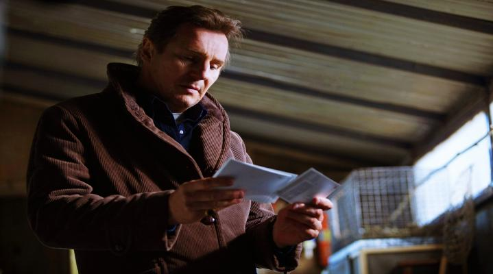 Liam Neeson Widescreen Computer Wallpaper 677