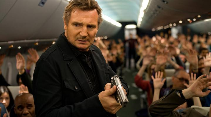 Liam Neeson Widescreen Wallpaper 683