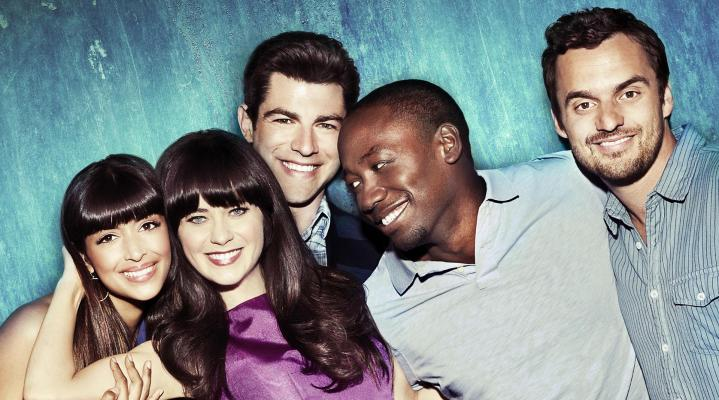 New Girl Cast Desktop Wallpaper 210