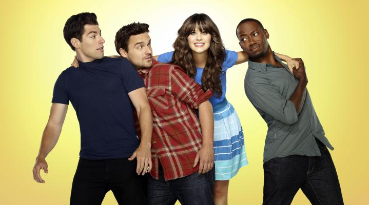 New Girl Computer HD Wallpaper 214