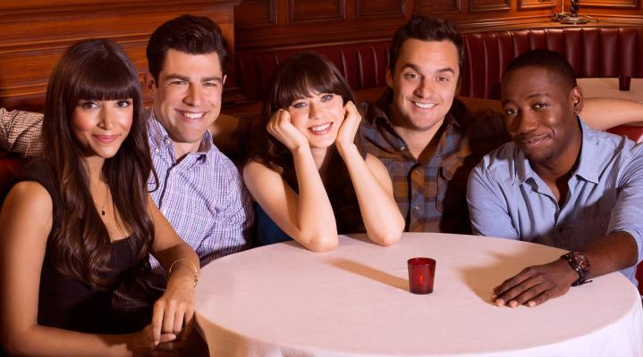 New Girl TV Show Cast Wallpaper 212