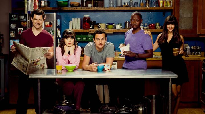 New Girl TV Show HD Wallpaper 211
