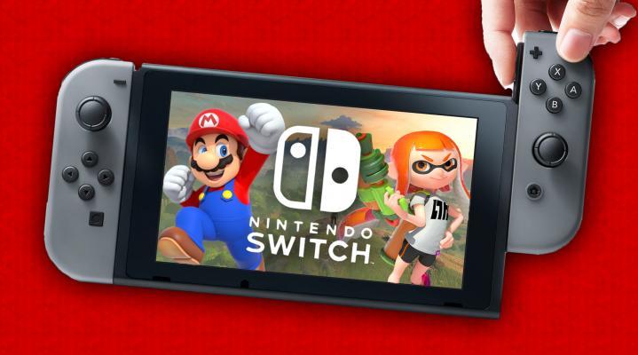 Nintendo Switch Desktop Background 914