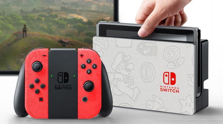 Nintendo Switch Desktop Wallpaper 906