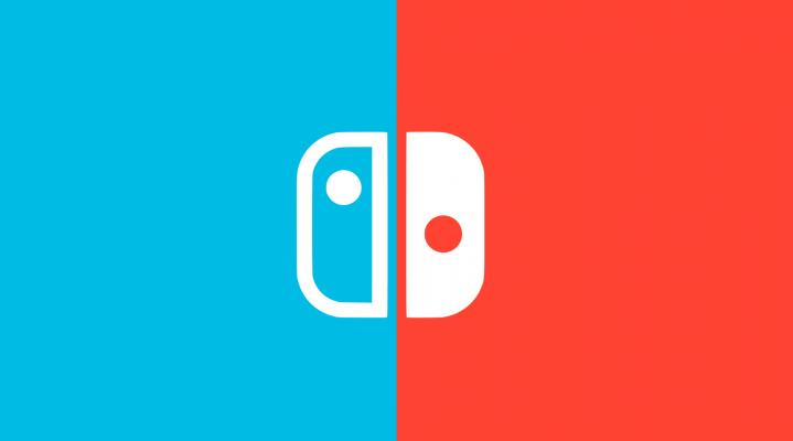 Nintendo Switch Logo Computer Background 908