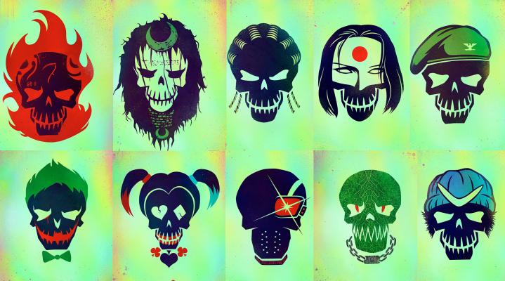 Suicide Squad Actors Desktop Wallpaper 1152