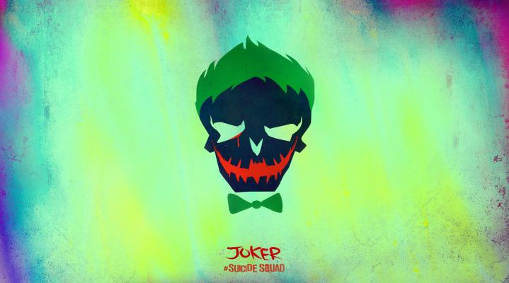 Suicide Squad Joker Computer Background 1148