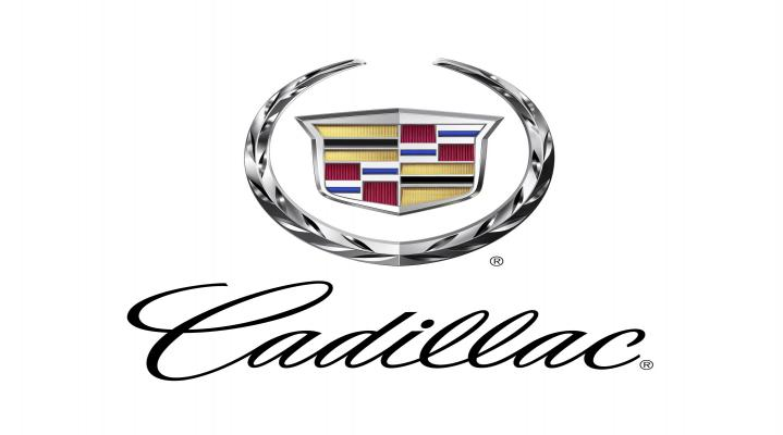 White Cadillac Logo Desktop Wallpaper 927