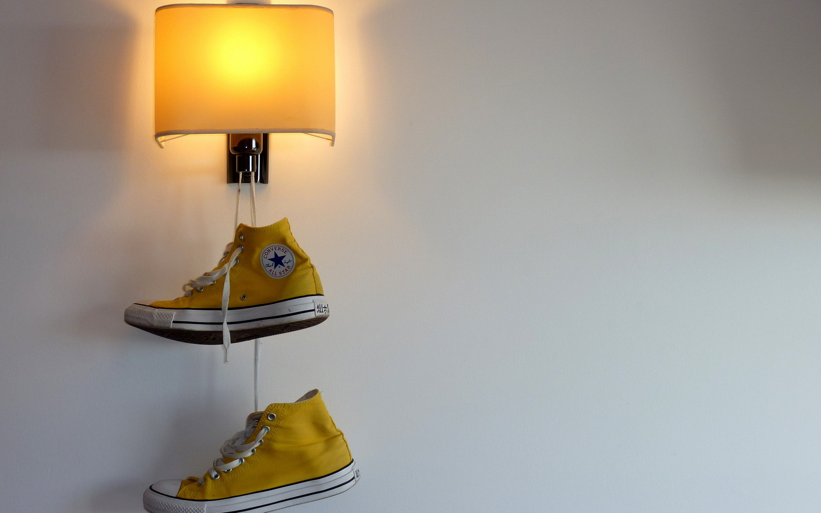 yellow converse widescreen desktop wallpaper 986