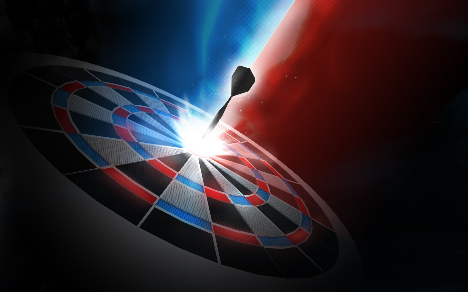 darts board game widescreen computer background 1299
