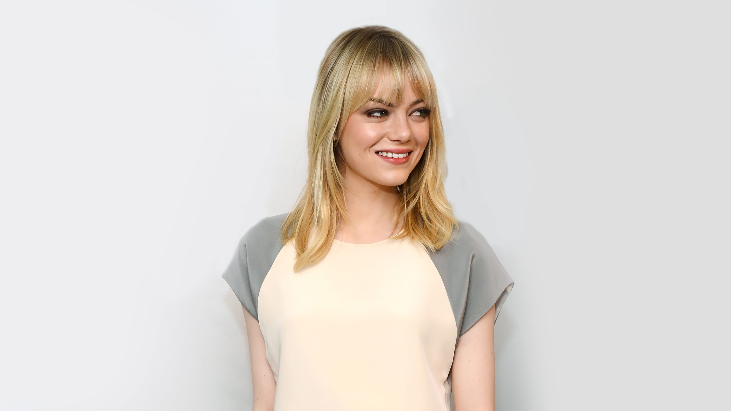 emma stone 4k widescreen desktop wallpaper 1383