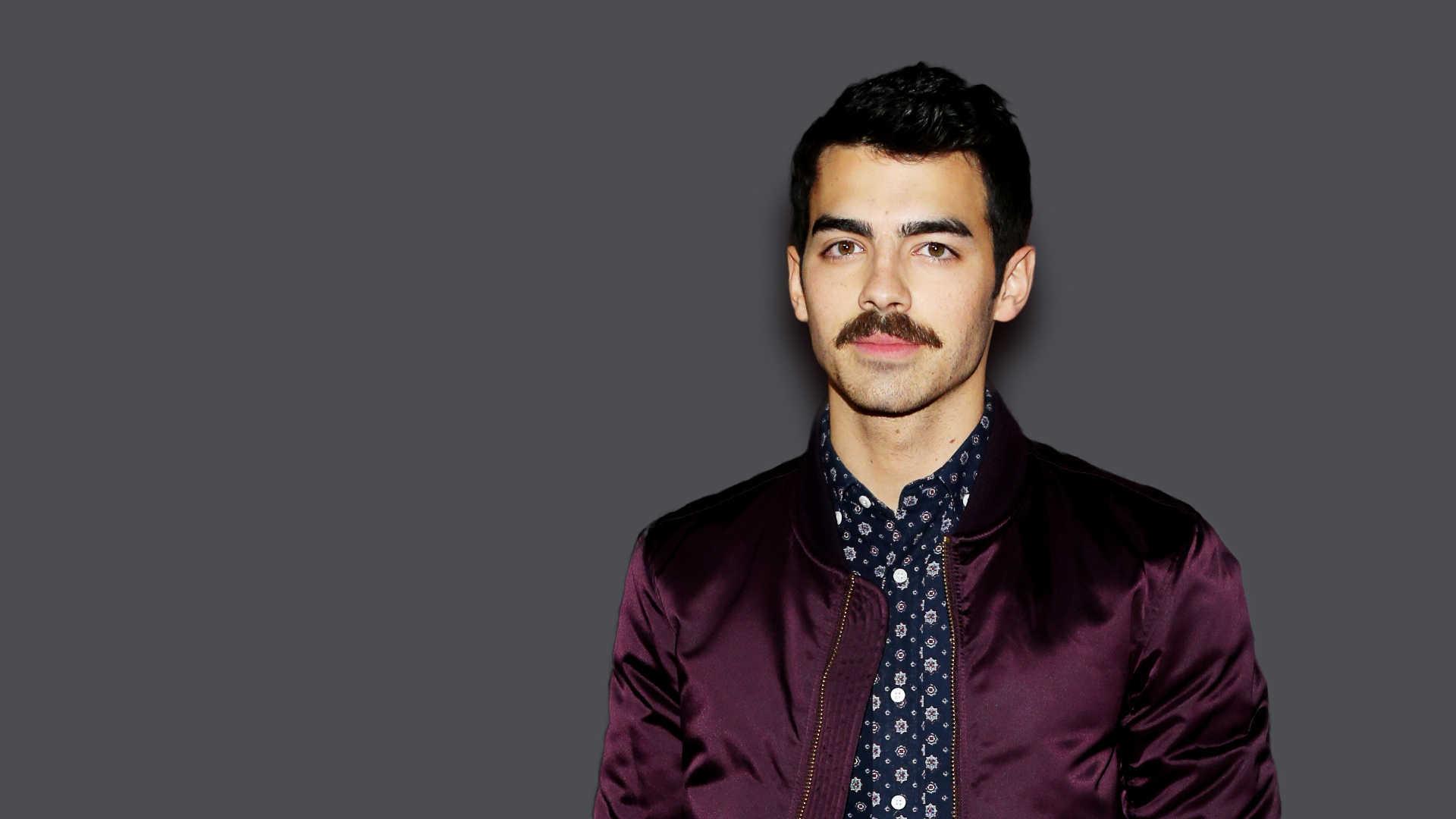 joe jonas widescreen desktop wallpaper 1366