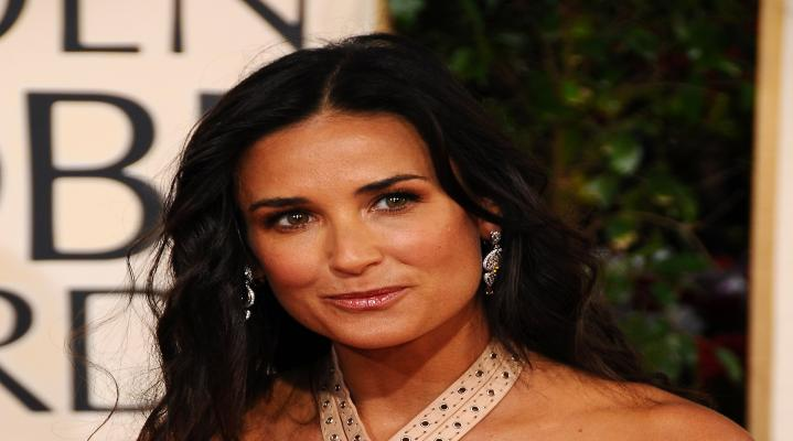 Demi Moore 4K Widescreen Computer Background 1377