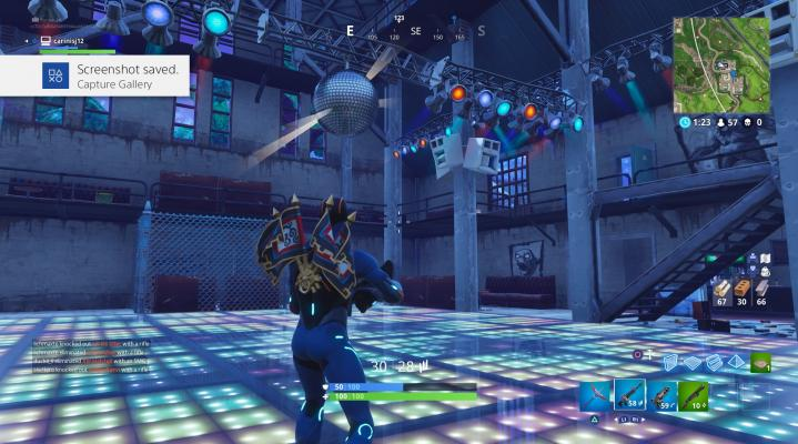 Fortnite Carbide Dance Party Computer Background 826