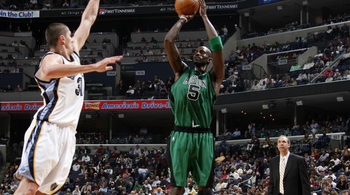 Kevin Garnett Celtics Widescreen Computer Wallpaper 569