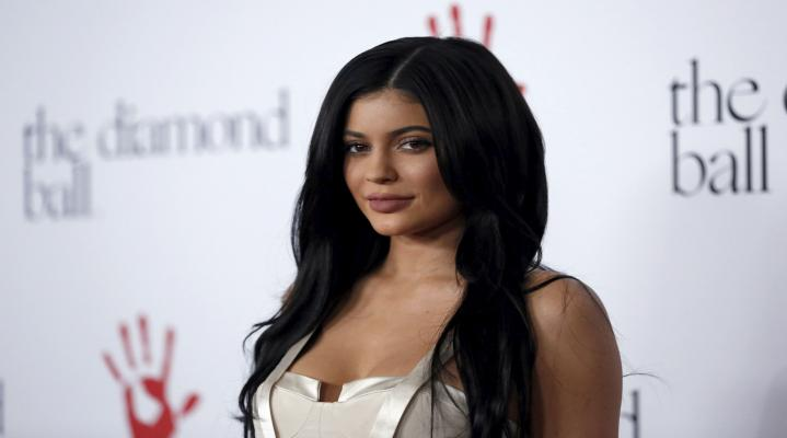 Kylie Jenner 4K Widescreen Desktop Wallpaper 1296