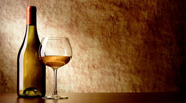 White Wine Widescreen Desktop Wallpaper 529