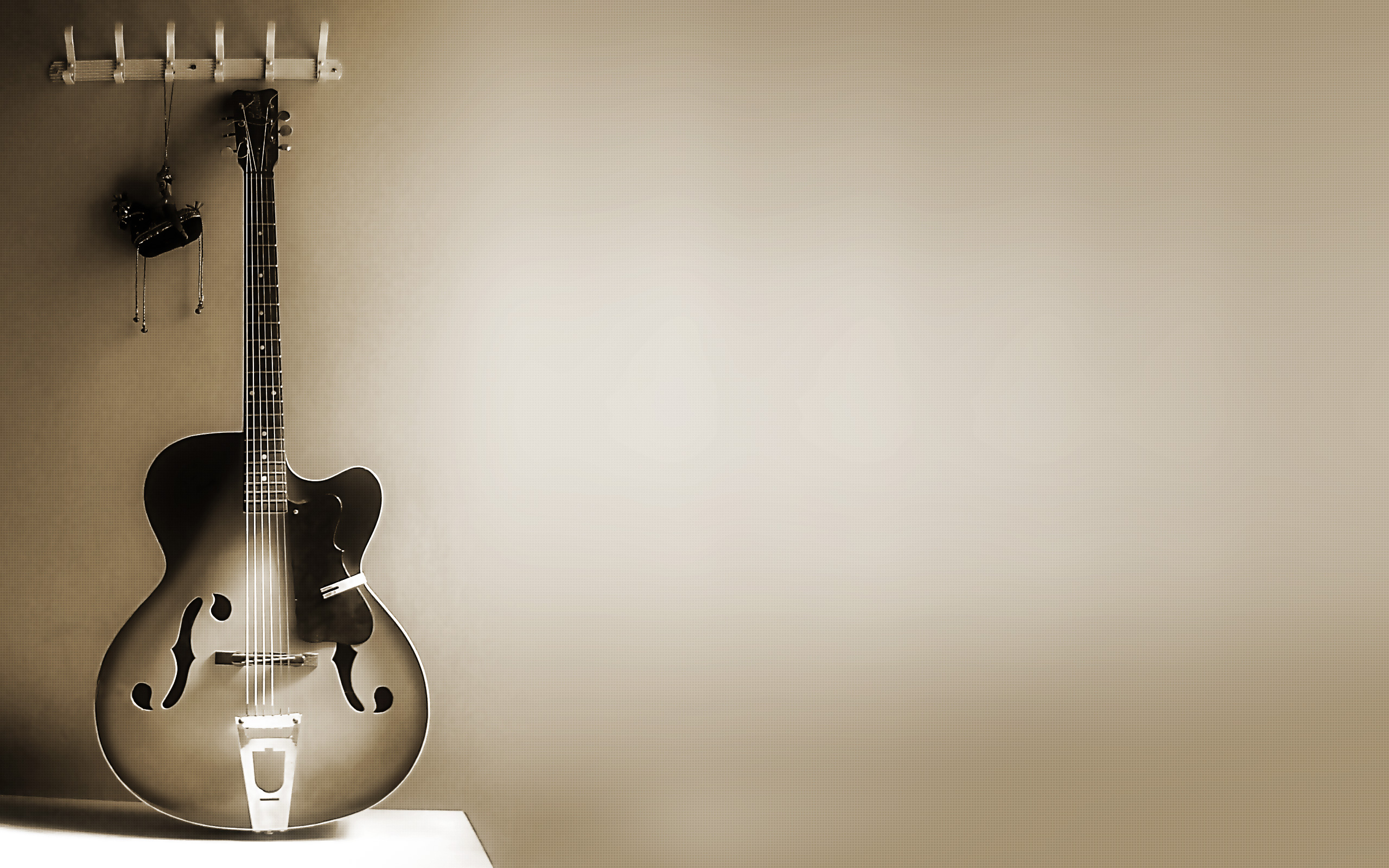 guitar music wide wallpaper 141