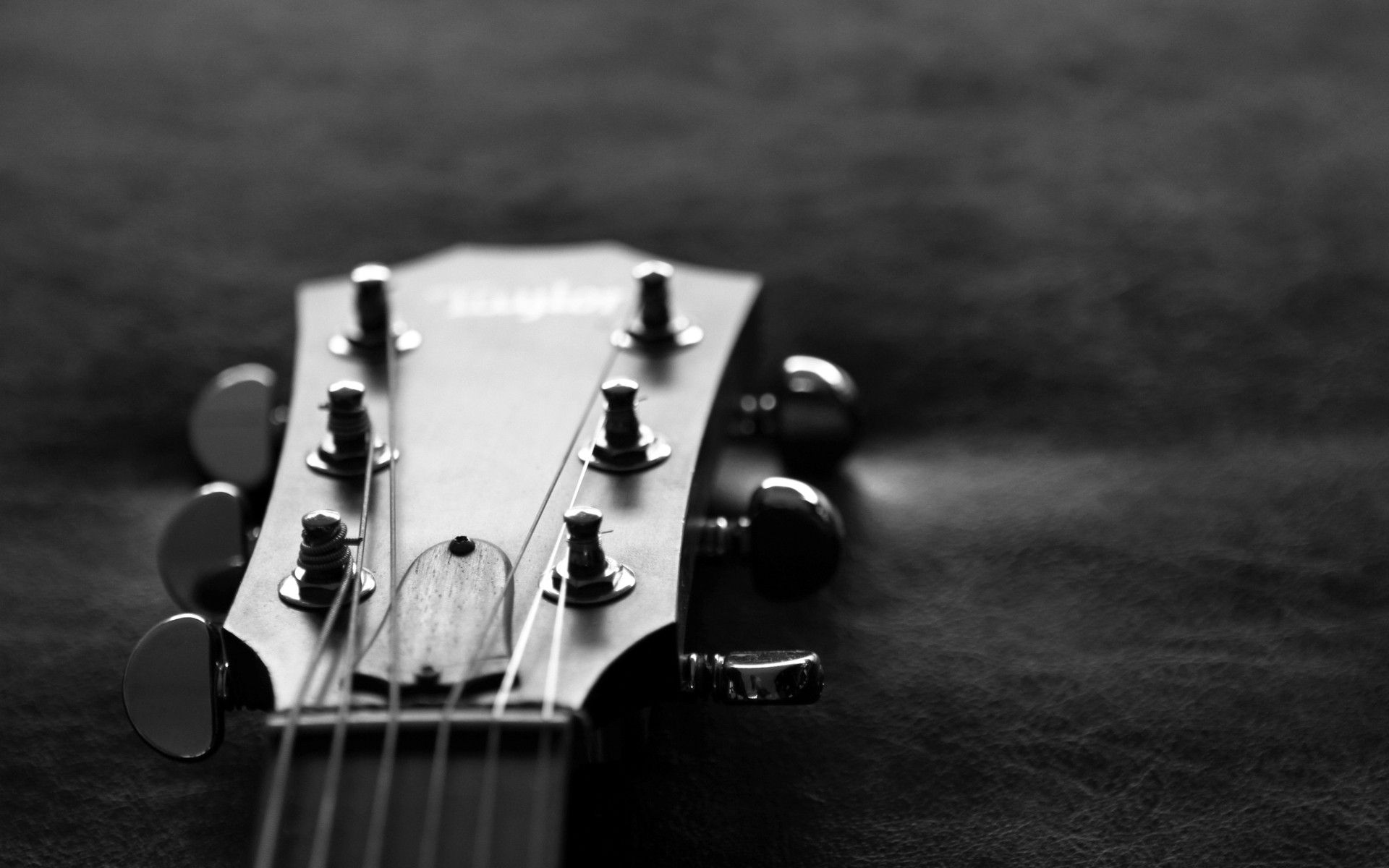 monochrome guitar wallpaper 139