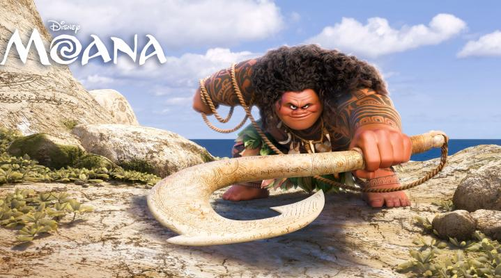 4K Moana Movie Wallpaper 183