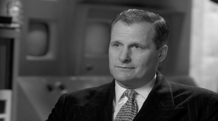 Black and White Jeff Daniels Wallpaper 156